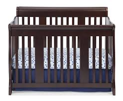amazon com stork craft tuscany 4 in 1 convertible crib espresso