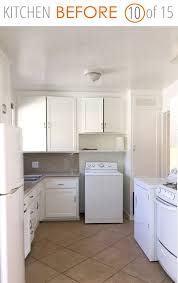small kitchen remodel with white cabinets 15 inspiring before after kitchen remodel ideas must see