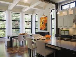 how to make an open concept kitchen the open floor plan history pros and cons