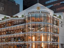what the starbucks chicago reserve roastery could look like