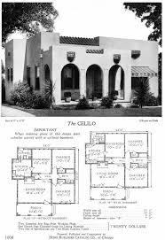 revival home plans 119 best 1910 1940 mediterranean revival images on