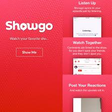 Watch Home Design Shows by Showgo For Iphone Makes Tv Watching Social