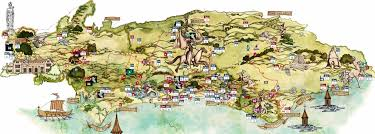 Up Map Folklore Map University Of Chichester