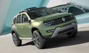 concept renault renault dcross concept gets rugged in brazil photos 1 of 4