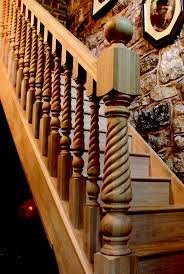 Contemporary Stair Parts by Stair Parts Stair Spindles Banisters U0026 Other Wooden Stair Parts