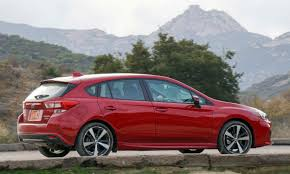 subaru hatchback 2 door 2017 subaru impreza first drive review autonxt