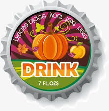 thanksgiving material creative thanksgiving pumpkin cap design vector material creative