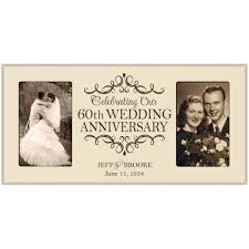 60th wedding anniversary gifts frame 171 best 60th anniversary gifts images on