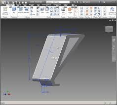 building a car mount with calipers autodesk inventor and a 3d
