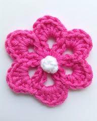 Tiny Flower Crochet Pattern - vickie u0027s small flower free crochet pattern u2013 maggie u0027s crochet