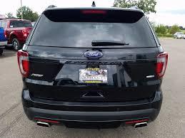 Ford Explorer Body Styles - new 2017 ford explorer sport 4d sport utility in belleville