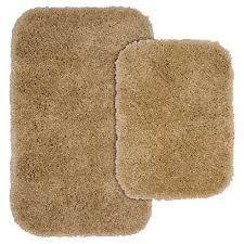 Brown Bathroom Rugs Brown Bath Rug Target