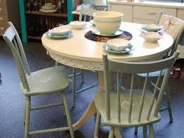 round kitchen pedestal table modern round pedestal dining table