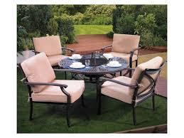 Faux Wicker Patio Furniture - patio 48 ty pennington patio furniture repainting wicker
