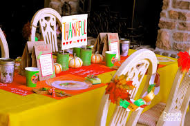 thanksgiving table 25 crafts activities and for