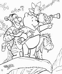 pooh coloring books upload photos url