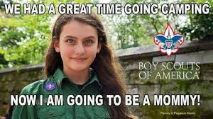 Boy Scout Memes - boy girl scout meme by mercenary hero memedroid