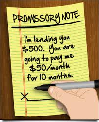 installment promissory note template free sle promissory note for loans to family friends