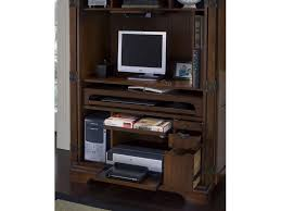 riverside home office computer armoire 4985 royal furniture and