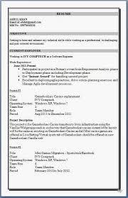 current resume format best 25 resume format for freshers ideas on pinterest resume