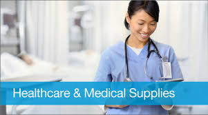 healthcare supplies staples