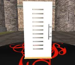wooden and glass doors second life marketplace modern wood and glass door copy mod