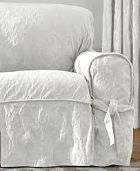 How To Make Sofa Covers At Home Couch Covers Sofa And Chair Slipcovers Macy U0027s