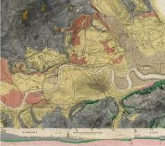 Geological Map Of Usa by Map Examples Commission On Map Design