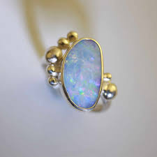 real blue opal a brief history of opal superstitions macs opals