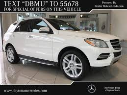 pre owned mercedes m class certified pre owned 2014 mercedes m class ml 350 suv in