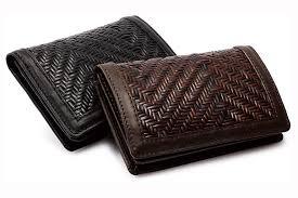 Business Card Case Leather Monomania Rakuten Global Market Ken Ichi Mori Rattan Business