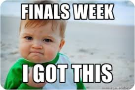 Finals Meme - surviving finals during flu season beyond the diag off cus