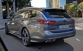 vauxhall insignia estate vauxhall prices new insignia from gbp 17 115 autoevolution