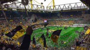 best fans in the world signal iduna park dortmund germany the best fans in the world