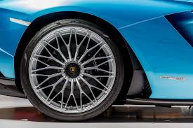 lamborghini aventador s roadster was unveiled at last frankfurt