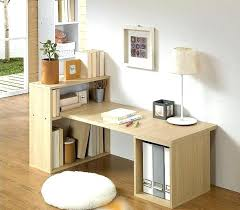 Small Desk With Bookcase Bookcase Bookcase With Desk Plans Leaning Shelf Bookcase With