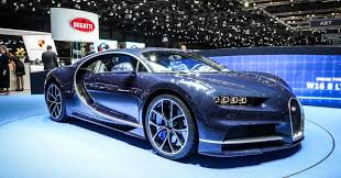 golden bugatti bugatti chiron claims world u0027s fastest road car title