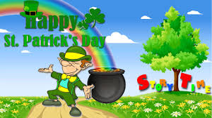 traveling tom and the leprechaun st patrick u0027s day story youtube
