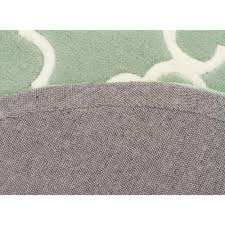 Kid Rug by Kids Trellis Design Sea Foam Green Floor Rugs Free Shipping