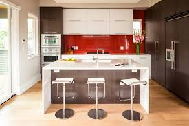 red kitchen design ideas walls and décor