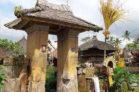 Home Decor Bali by Penglipuran Traditional Village East Bali Bali Kura Kura Guide