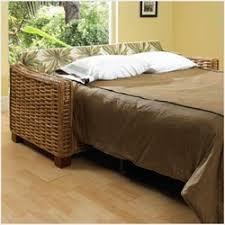 Wicker Sleeper Sofa Fp S3s Freeport Rattan Sleeper Sofa