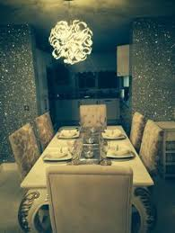 Wallpaper Designs For Dining Room by Glitter Wall From Www Thebestwallpaperplace Com Glitter