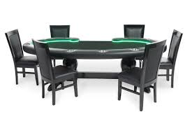 8 person poker table lumen hd led black 8 person poker table with 8 dining chairs