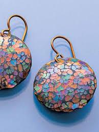 niobium earrings niobium earrings project
