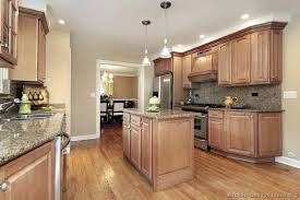 kitchen color ideas pictures kitchens with light cabinets kitchens traditional light wood kitchen