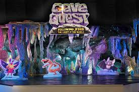 Vbs Decorations Cave Quest Decorating Group Children U0027s Ministry
