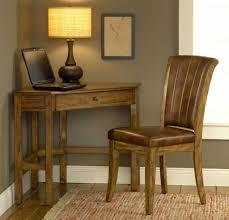 simple white corner computer desk design for small spaces modern