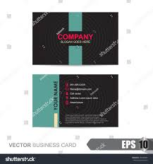 sample business card templates virtren com