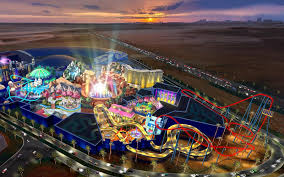 dubai is building another bigger theme park next to world u0027s
